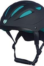 Tipperary Bombe Hybrid Noir Mesh Turquoise - L