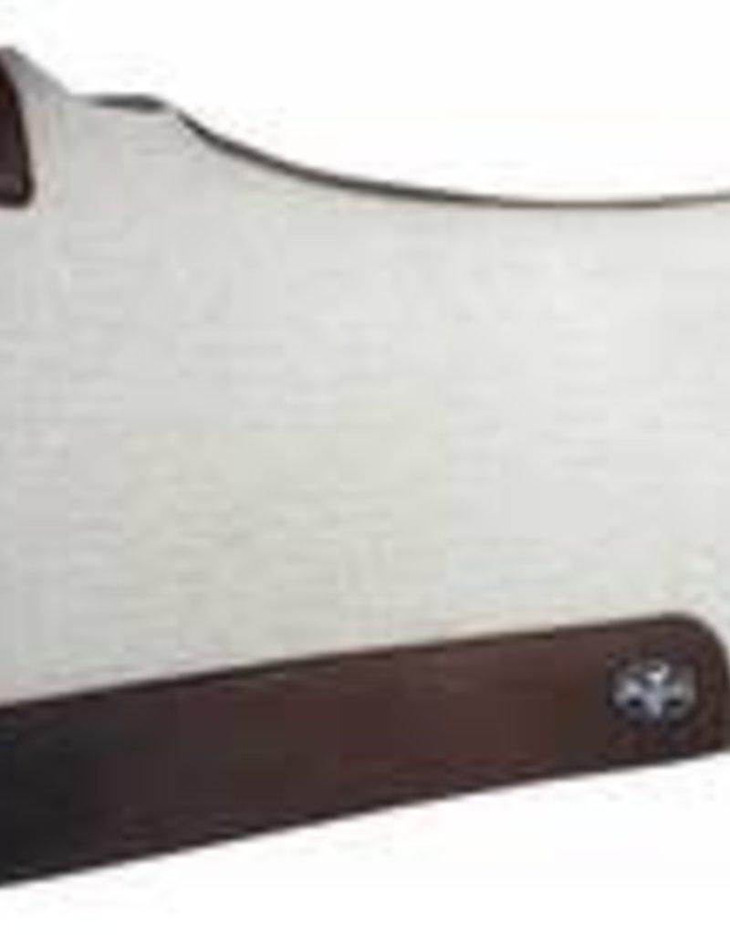 ProChoice Tapis PC en feutre tan 1'' - 28'' x 30''