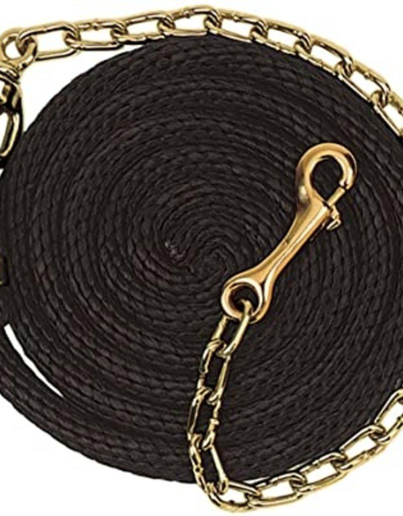 Weaver Laisse avec chaine Weaver noir