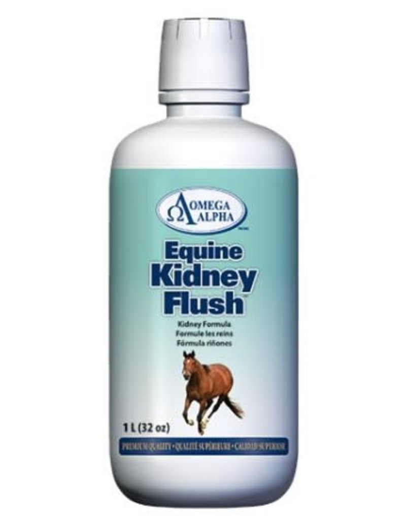 Omega Alpha Kidney Flush 1L