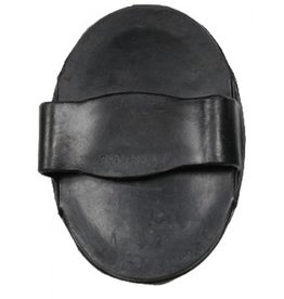 Western Rubber curry comb small - noir