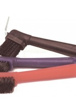 Western Cure pied avec brosse WR couleurs variées