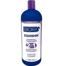 Shampoing et cond. Equishin KB