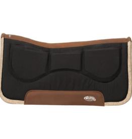Weaver Tapis Weaver Shim pad noir - 30x30