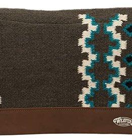 Weaver Tapis Flex en laine doublé en feutre 3/4'' - 32x34