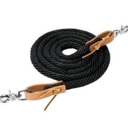 Weaver Reine en corde Weaver noir