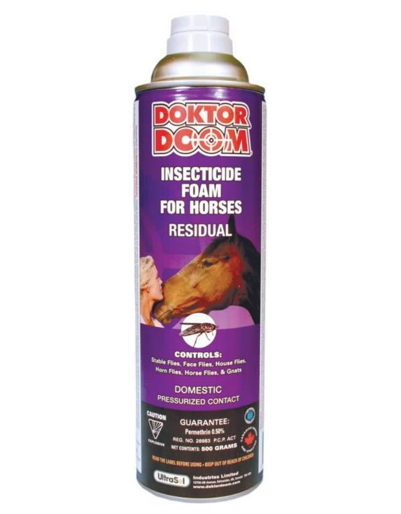 Horse foam Doktor Doom 500 gr