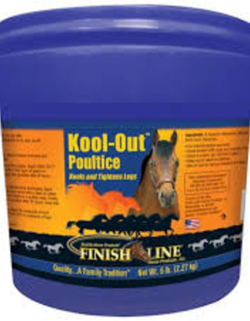 Finish line kool out clay 5lbs