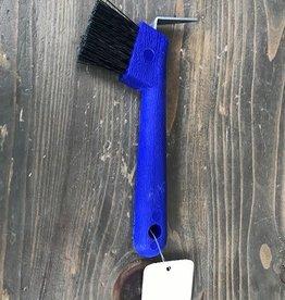 Western Cure pied blue avec brosse