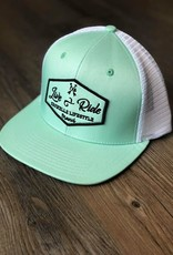 Crowelz Casquette Signature Crowellz Live/Ride Mint