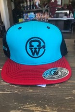 Crowelz Casquette Crowellz Blue & rouge