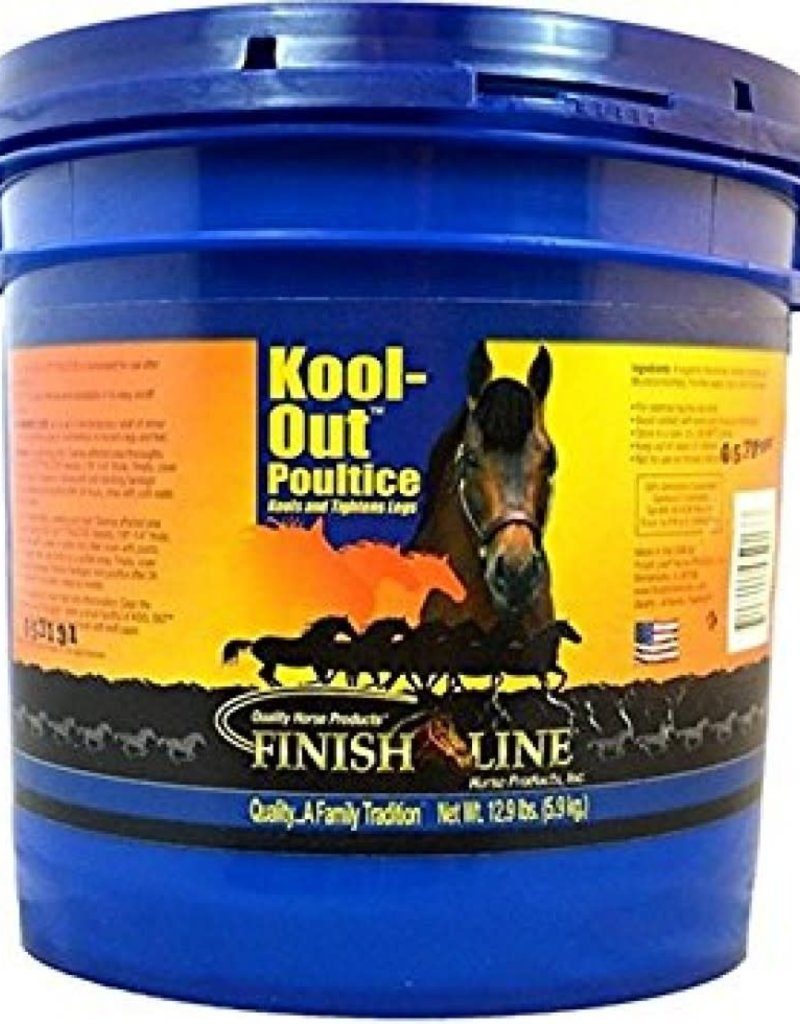 Kane Poultice kool out 13 lbs