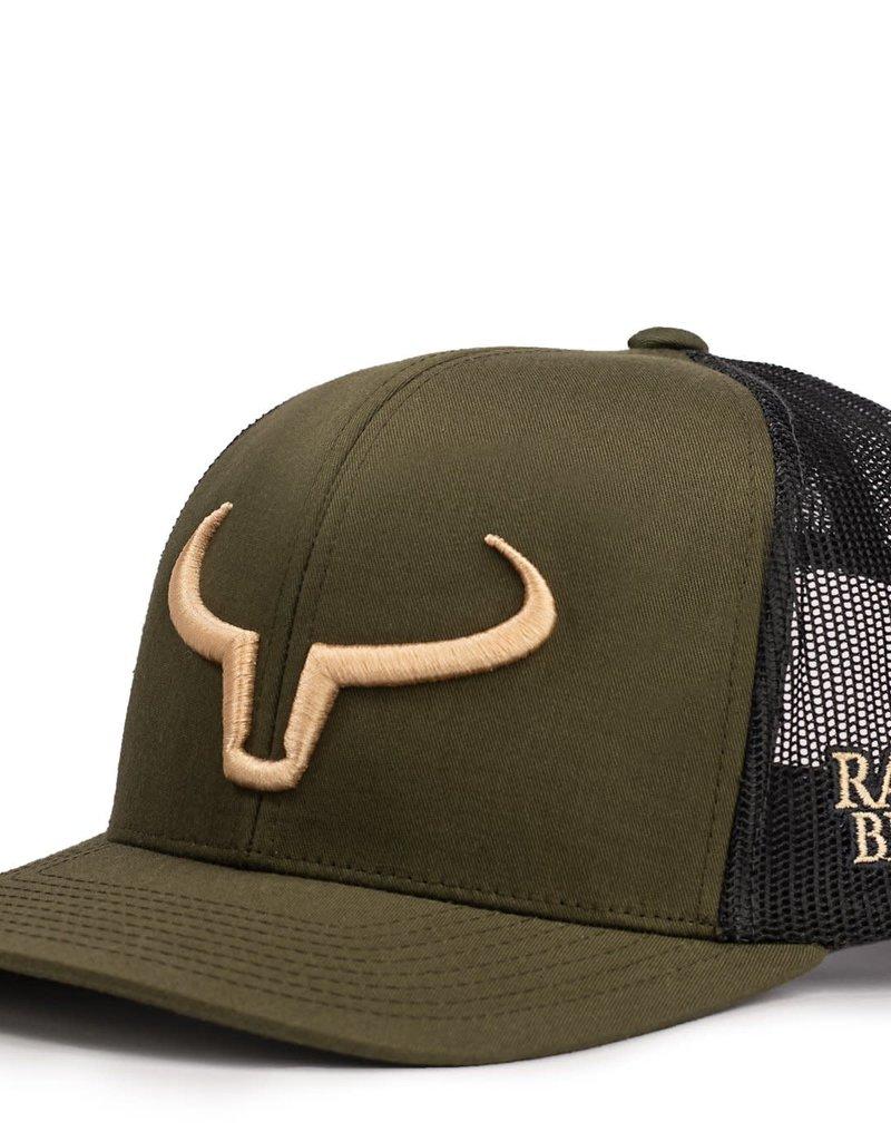Casquette Ranch Brand-Beige/Brune