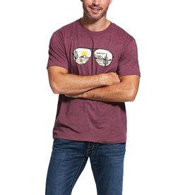 Ariat Ariat Desert lens t-shirt for men