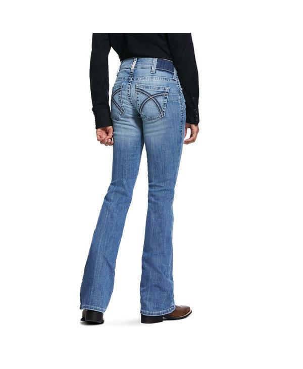 Jeans Ariat Femme Rosa Mid Rise
