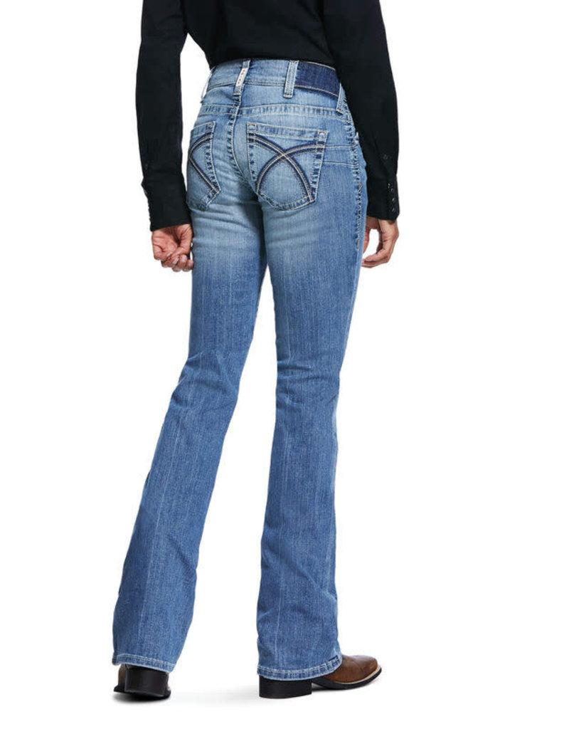 Ariat Jeans Ariat Femme Rosa Mid Rise