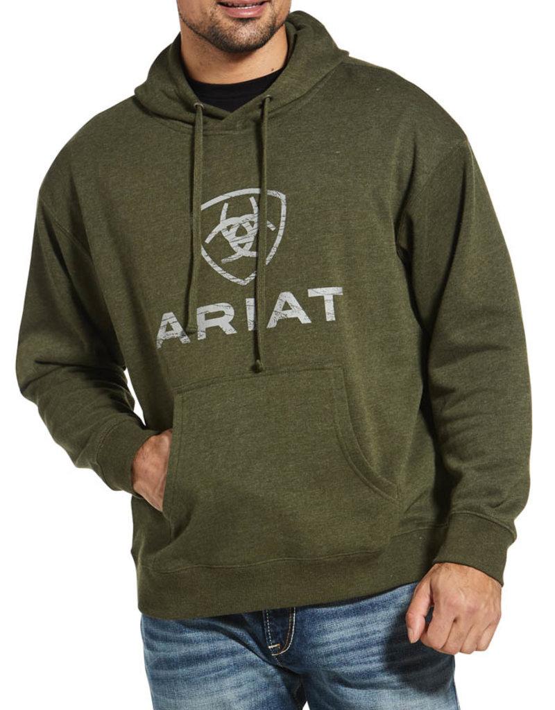 Ariat Cotton ouaté pour homme Roughgrain olive Ariat