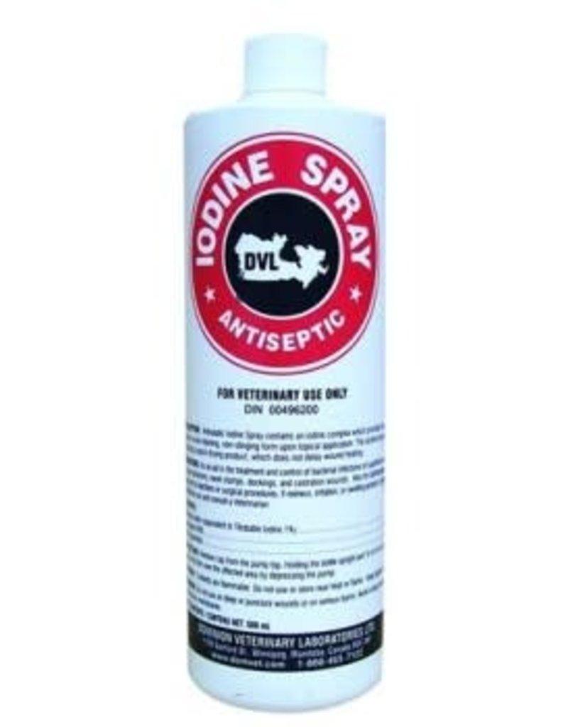 Iodine Spray 10%