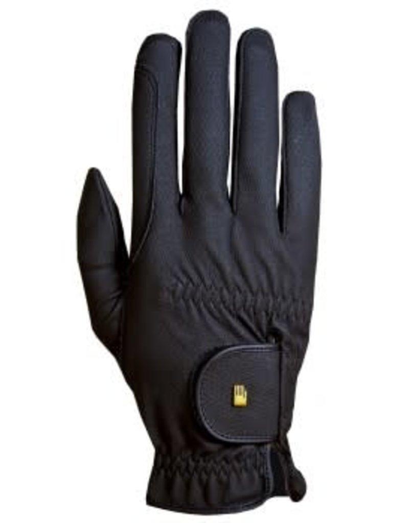 Gant noir Roeckl 9