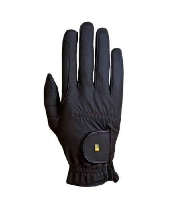 Gant noir Roeckl 8