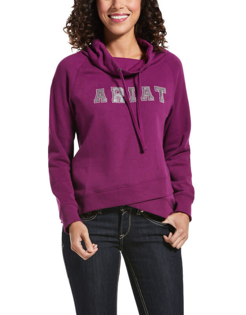 Chandail Sequin Ariat Imperial Violet