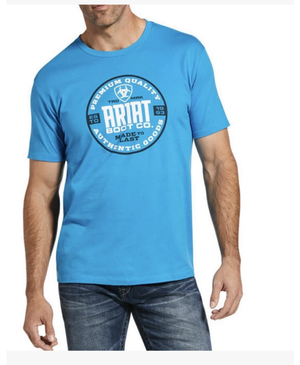 Ariat T-Shirt Turquoise