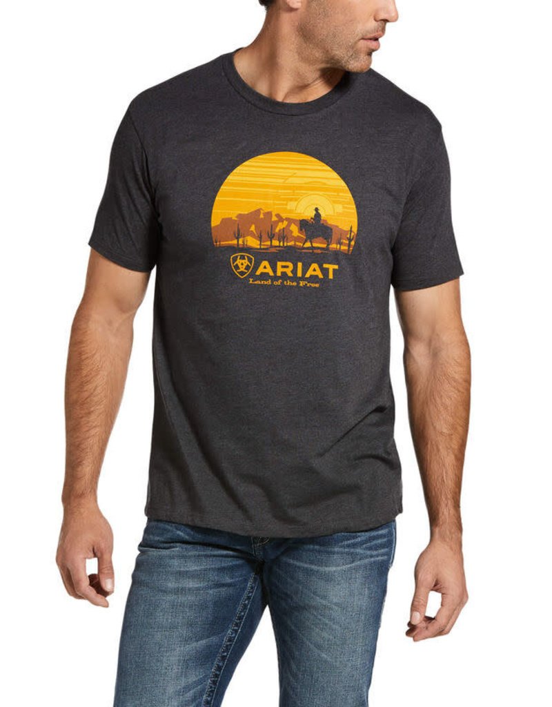 Ariat Ariat Fragment Cowboy T-Shirt