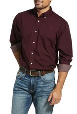 Ariat Ariat WF Solid LS Shirt