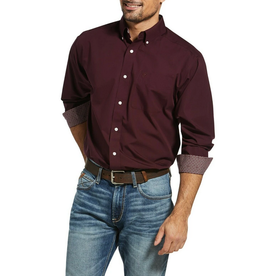 Ariat Ariat WF Solid LS Shirt