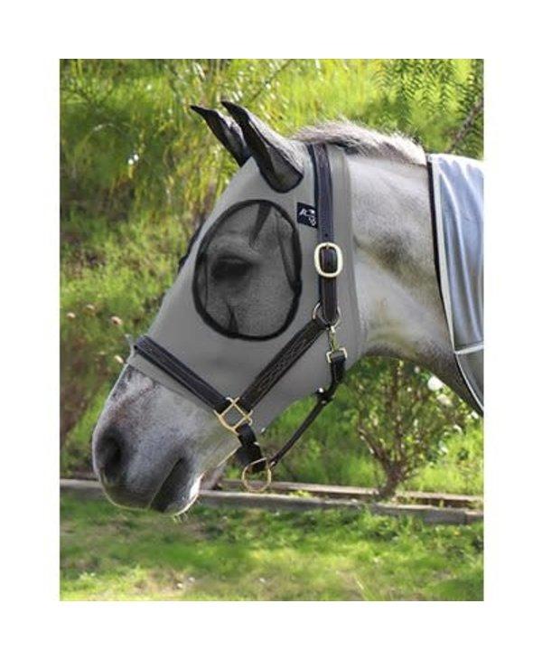 Masque à mouche Pro Choice Gris - Pony