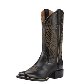 Ariat Bottes Ariat Round Up Square Toe - Femme