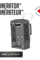 HellRazr Cheminée d'Allumage et Gril Portatif INCINERATOR™