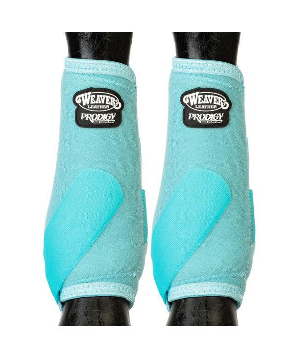 Bottes de Protection menthe avant Medium