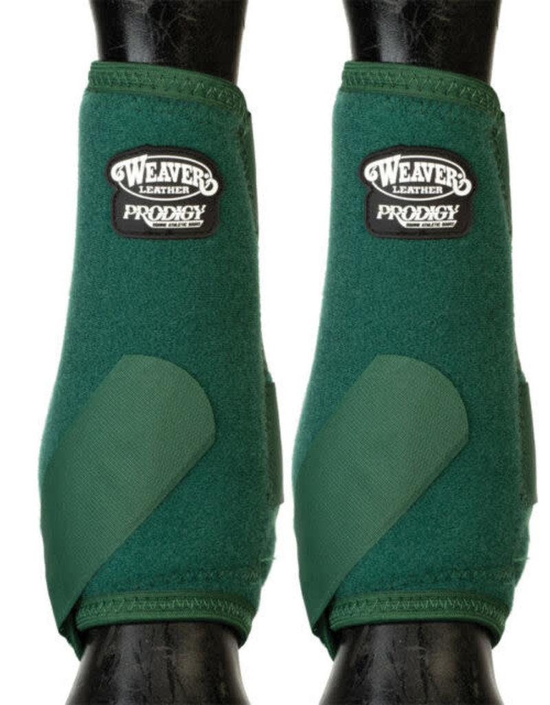 Weaver Bottes de Protection vert chasseur avant Medium