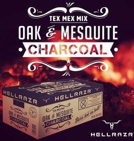 HellRazr™ Charbon Mesquite et Chêne 20 LB