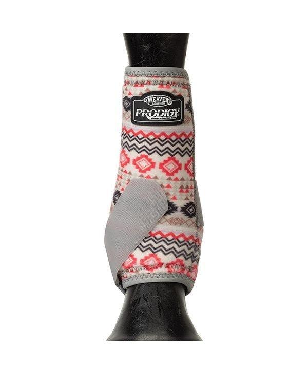 Bottes de protection Weaver Crimson Aztec