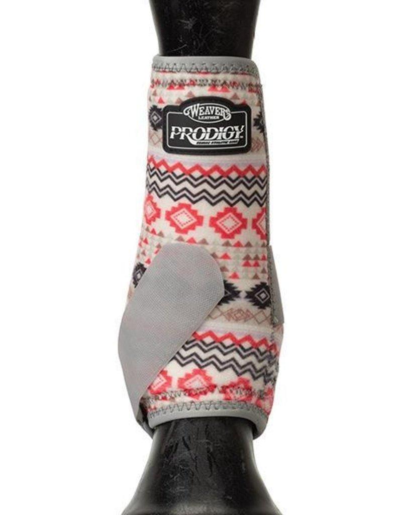 Weaver Bottes de protection Weaver Crimson Aztec