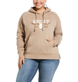 Ariat Sweatshirt Ariat  Dark Oatmeal-S
