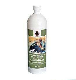 S Moser Shampoing sans rinçage à l'argile verte 960ml