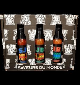 Sucrerie Petit Copy of Sauce BBQ St-Jules