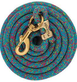 laise weaver mosaic bleu/rose/vert