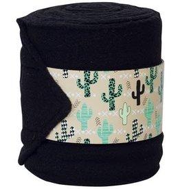 Weaver Polo Weaver 4x noir avec bande cactus