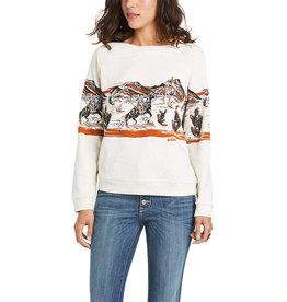 Ariat Old West LS Sweatshirt