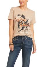 Ariat Cowboys & Whiskey SS T-Shirt