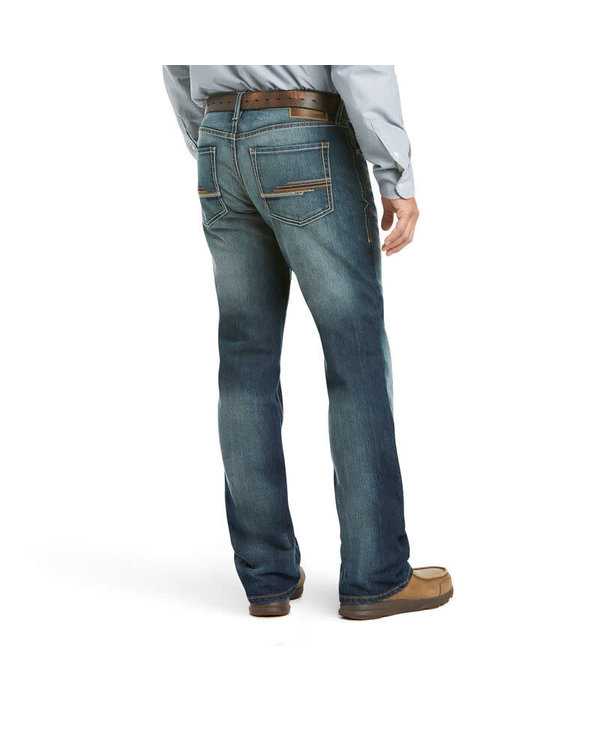 Ariat Patterson Straight BlackJack Jeans