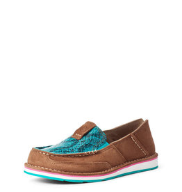 Ariat Cruiser Ariat Turquoise snake