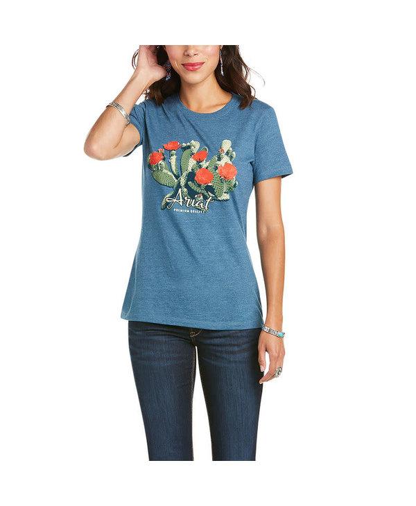 Copy of T-Shirt Ariat Vaquera marin