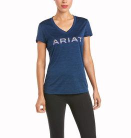 Ariat T-Shirt Ariat Laguna marine