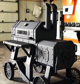 Hamrforge THE Beast (avec grille coulissante)