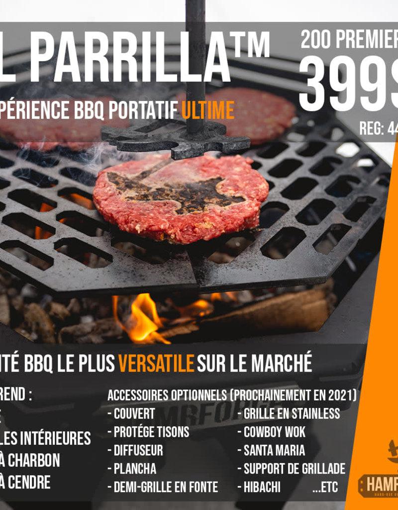 Hamrforge El Parilla *Réservation*